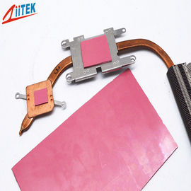 2W / MK Cooling Thermal Conductive Silicone Adhesive Gap Insulation Pad